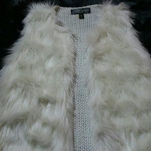 Almost Famous Faux Fur Vest